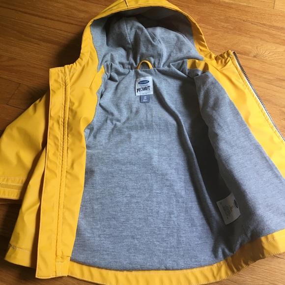 Yellow North Face Jacket