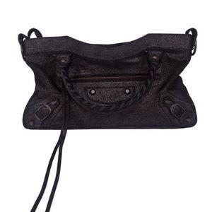 Balenciaga Handbags - Balenciaga Motocross Mini Bag