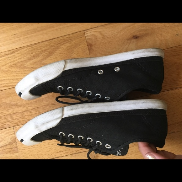 purcell black single women Updated with nike zoom air cushioning, converse jack purcell shoes deliver superior comfort and a modernized look browse women's and men's jack purcell shoes or browse all converse sneakers, clothing and gear.