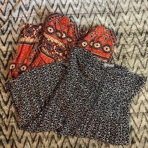 Xhilaration Dresses & Skirts - BUNDLE TWO Xhilaration Strapless Dresses!