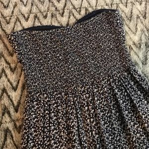 Xhilaration Dresses - BUNDLE TWO Xhilaration Strapless Dresses!