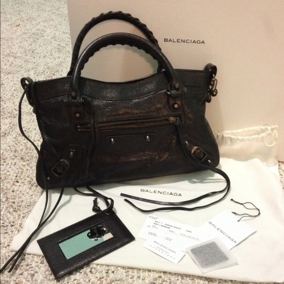 f958cfdbb26 Balenciaga Bags | Authentic Classic First Bag | Poshmark