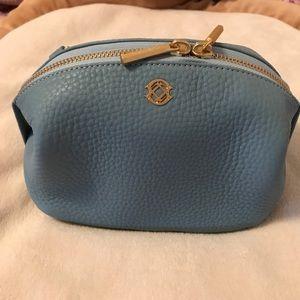 "Dagne Dover Handbags - Dagne Dover ""Lola Pouch"" in Jasmine Leather"
