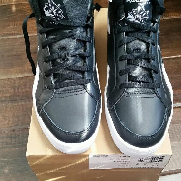 fa33aefaea0 Reebok Shoes - Reebok Kewtee Women s High-Top Sneakers