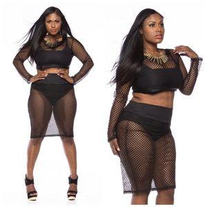 Torrid Dresses & Skirts - Skirt Set