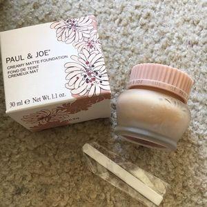 Paul & Joe Other - Paul and joe creamy matte foundation #10 (ivory)