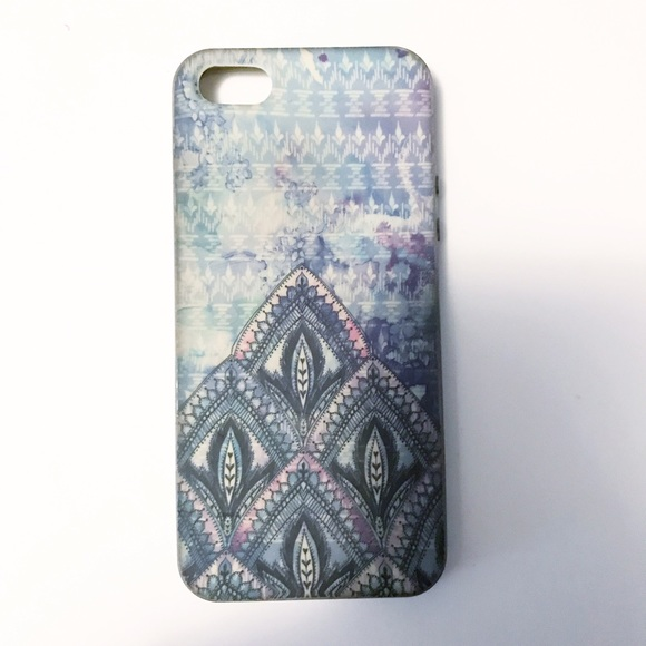 free people iphone case 49 free accessories iphone 5 phone blue 5941