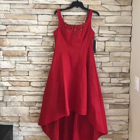 Nicole Miller Dresses Beautiful Red Formal Dress Poshmark