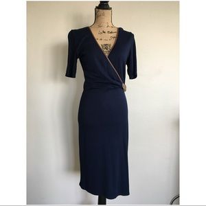 Navy blue Ralph Lauren dress ❤️