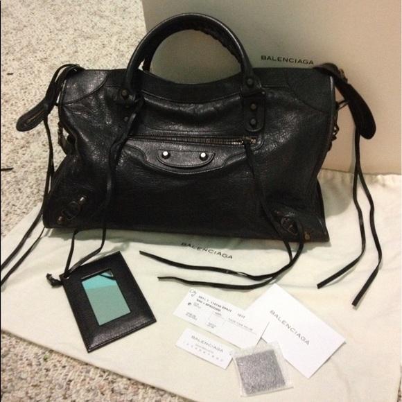 7e46b2cfc0 Balenciaga Bags | Authentic Classic City Bag | Poshmark