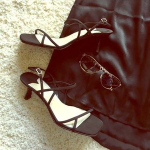 🆕 Strappy evening sandals