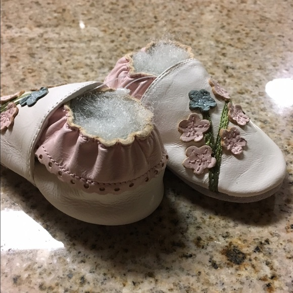 Ministar Baby Girl Shoes