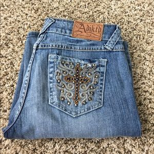 Adiktd Denim - Adiktd bootcut jeans