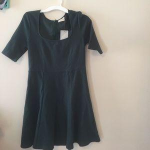 Pins & Needles Dresses & Skirts - Dark Green Dress