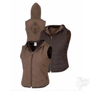 Prana Jackets & Blazers - Prana Sadi Reversible Vest