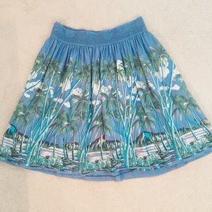 Anthropologie Dresses & Skirts - Anthropologie Vanessa Virginia Kahakai Skirt