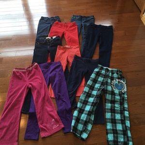 GAP Other - 🔴 Lot If Girls Jeans/Leggings/Pants🔴