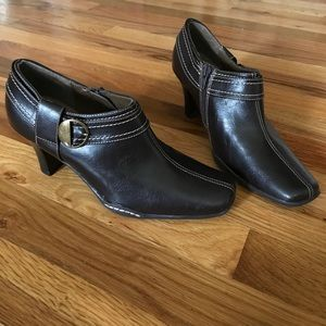 A2 By Aerosoles Shoes - Brown booties