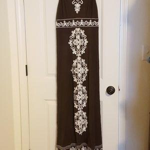 Dresses & Skirts - Boho maxi dress with beautiful details
