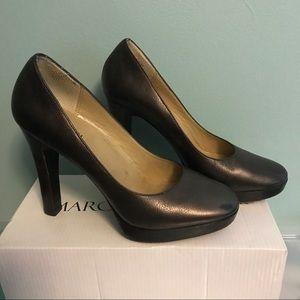 Shoes - Michael Kors metallic heels