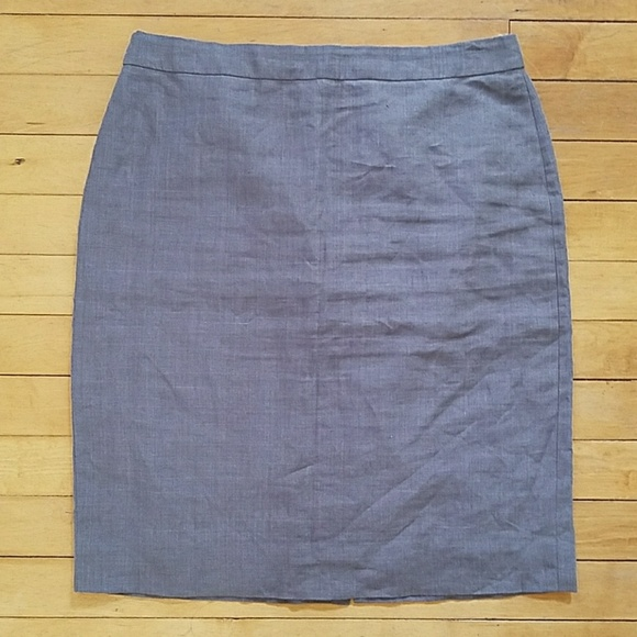 73 j crew dresses skirts j crew linen tailored