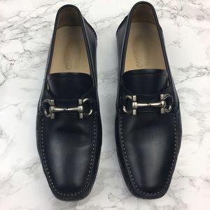 Salvatore Ferragamo Other - Salvatore Ferragamo Parigi Leather Driver Loafers