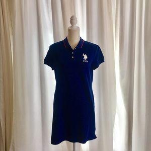 U.S. Polo Assn. Dresses & Skirts - U.S. Polo Assn. Navy Dress