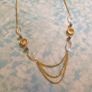 Lia Sophia Jewelry - Long Fashion Necklace