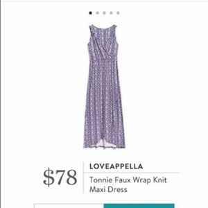 Loveappella Dresses & Skirts - Loveappella Maxi dress