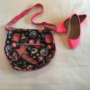 Harajuku Lovers Handbags - Roller disco Harajuko lovers purse