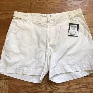 Mountain Hard Wear Pants - NWT MOUNTAIN HARD WEAR SHORTS