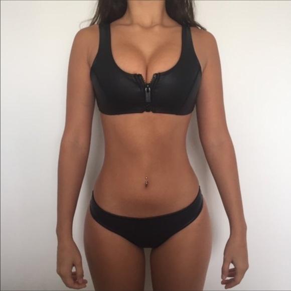 656dd62862 hoaka swimwear Swim | Black Bikini | Poshmark
