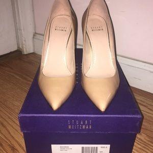 Authentic Stuart Weitzman Nouveau heels