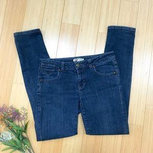 CAbi Denim - CAbi Medium wash skinny jeans, 2.