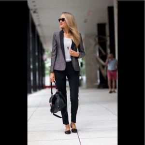 LAFAYETTE 148 NEW YORK BLACK PANTS