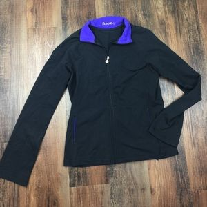 Beyond Yoga Jackets & Blazers - Beyond Yoga Zip Up Jacket
