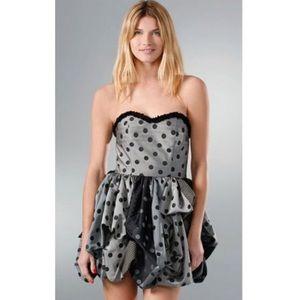 Alice + Olivia Dresses & Skirts - { Alice + Olivia } polka dot dress /•\