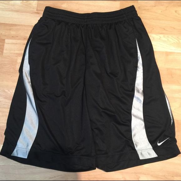 Nike - Nike basketball men's large shorts with pockets ...