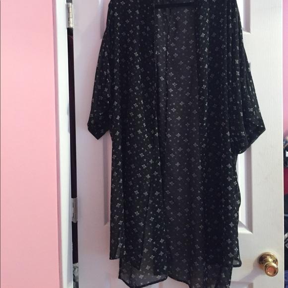 b7161135d6403d jcpenney Tops | Plus Size Kimono | Poshmark
