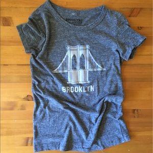 brooklyn industries Tops - Brooklyn Bridge Tee