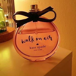 Other - Kate Spade Walk on Air Eau de parfum 3.4oz