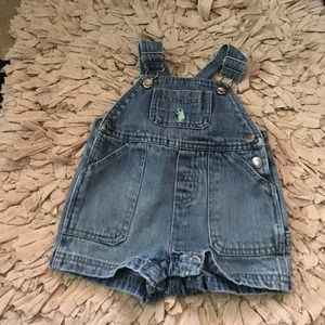 3-6 month baby overall