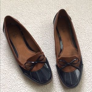 Life Stride Shoes - LIFE STRIDE Duck Boot Loafers Sz 8