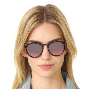 Le Specs Accessories - Le specs no smirking tortoise shell sunglasses