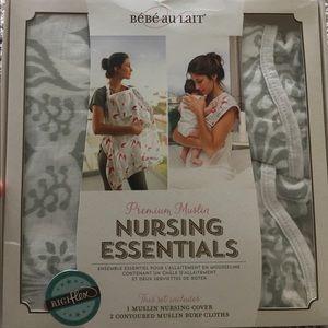 Bebe au Lait Other - Premium Muslin Nursing Essentials
