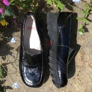 Umi Other - Umi Black Patent Loafer Creepers Girls 11.5 Eu 29