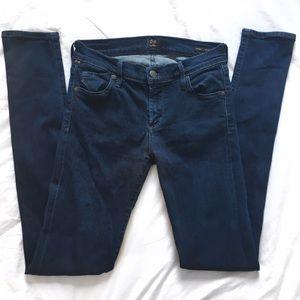 COH Avedon Slick Skinny Jean