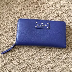 Kate Spade Wellesley wallet