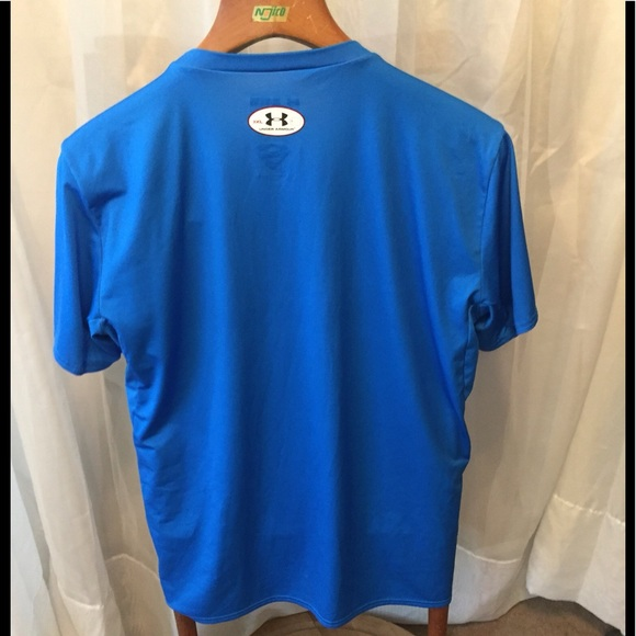 46 off under armour other 3xl under armour superman t for Under armour 3xl polo shirts