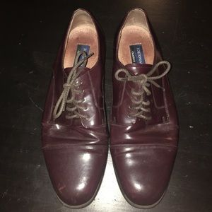Bostonian Other - Bostonian brown leather dress shoes size 12M